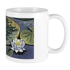 Pond Frog Mug