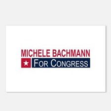 Elect Michele Bachmann Postcards (Package of 8)