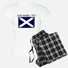 Custom Scotland Flag Pajamas