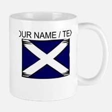 Custom Scotland Flag Mug