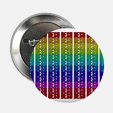 "Desu Rainbow 2.25"" Button"
