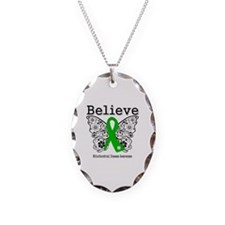 Believe Mitochondrial Disease Necklace