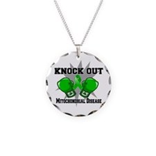Knock Out MITO Disease Necklace