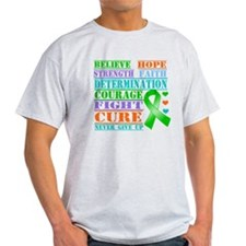 Believe Hope MITO Awareness T-Shirt