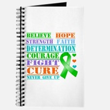 Believe Hope MITO Awareness Journal