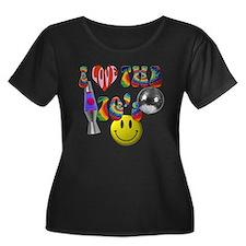 70s2 Plus Size T-Shirt