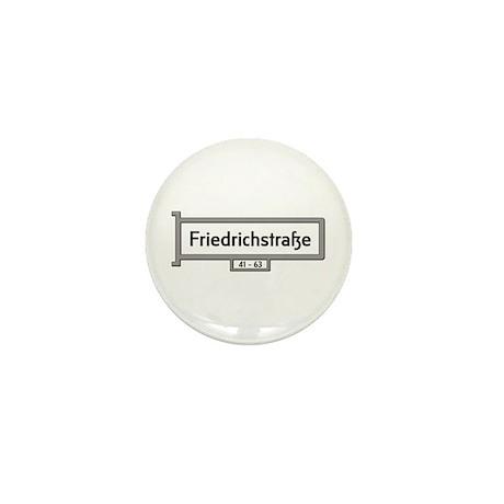 Friedrichsstrasse, Berlin - Mini Button (10 pack)
