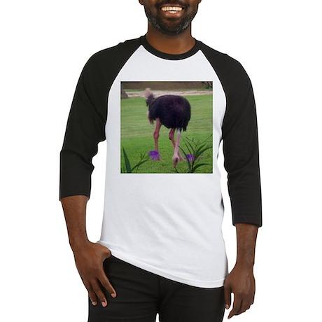 ostrich Baseball Jersey