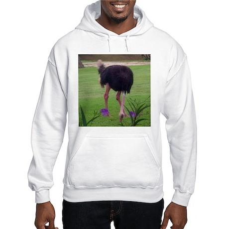 ostrich Hooded Sweatshirt
