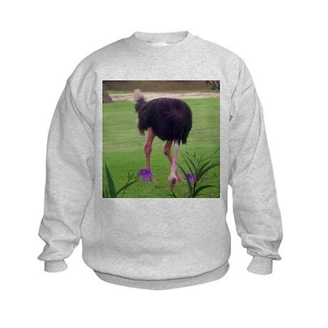 ostrich Kids Sweatshirt