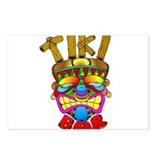 Tiki Bar God Postcards (Package of 8)
