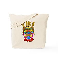 Tiki Bar God Tote Bag