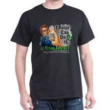 If Rosie Can Do It Cerebral Palsy T-Shirt