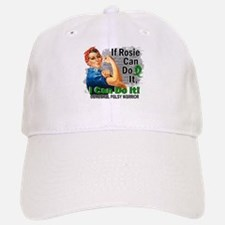 If Rosie Can Do It Cerebral Palsy Baseball Baseball Cap