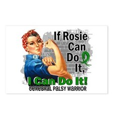 If Rosie Can Do It Cerebral Palsy Postcards (Packa
