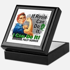 If Rosie Can Do It Cerebral Palsy Keepsake Box
