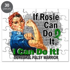 If Rosie Can Do It Cerebral Palsy Puzzle