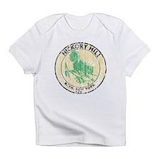 Vintage Bath Camping Infant T-Shirt