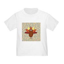 Cute Thanksgiving Turkey T-Shirt