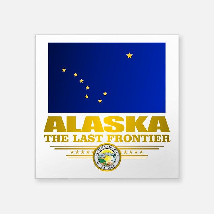 Alaska Pride Sticker