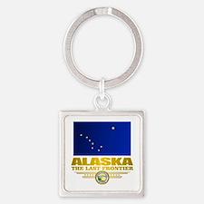 Alaska Pride Keychains