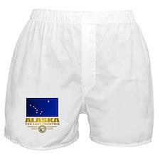 Alaska Pride Boxer Shorts
