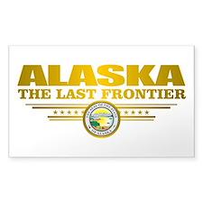 Alaska Pride Decal