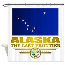 Alaska Pride Shower Curtain