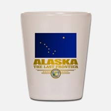 Alaska Pride Shot Glass