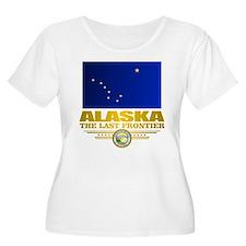 Alaska Pride Plus Size T-Shirt