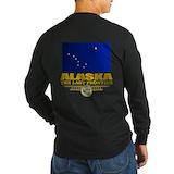 Juneau Long Sleeve T-shirts (Dark)