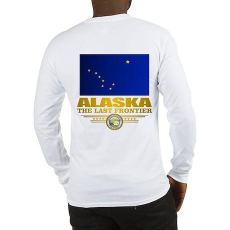 Alaska Pride Long Sleeve T-Shirt