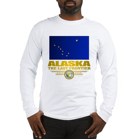 Alaska Pride Long Sleeve T-Shirt