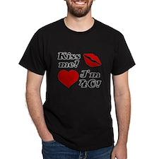Kiss Me I'm 40 T-Shirt