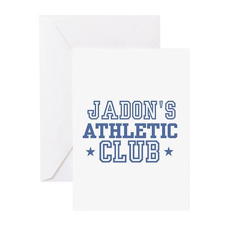 Jadon Greeting Cards (Pk of 10)