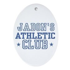 Jadon Oval Ornament