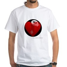I Love 8-ball Shirt