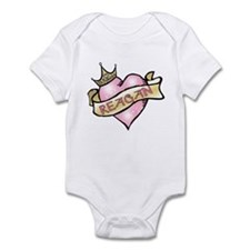 Sweetheart Reagan Custom Princess Infant Bodysuit