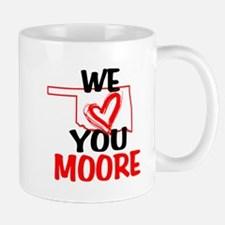 We Love You Moore Mug