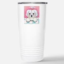 Morkie Shelly Travel Mug