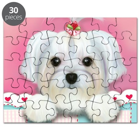 Morkie Shelly Puzzle