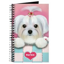 Morkie Shelly Journal
