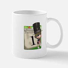 New Year's Baby Mug