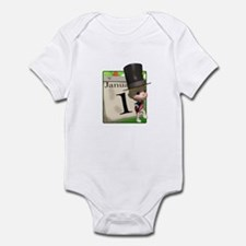 New Year's Baby Infant Bodysuit