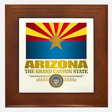 Arizona Pride Framed Tile