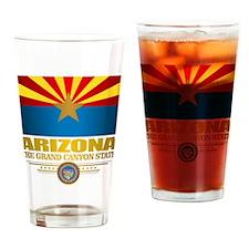 Arizona Pride Drinking Glass