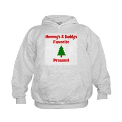 Mommy & Daddy's Favorite Pres Hoodie