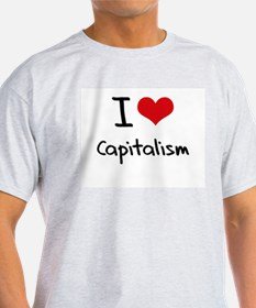 I love Capitalism T-Shirt