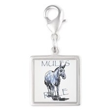 Mules Rule Charms