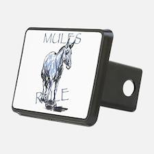 Mules Rule Hitch Cover